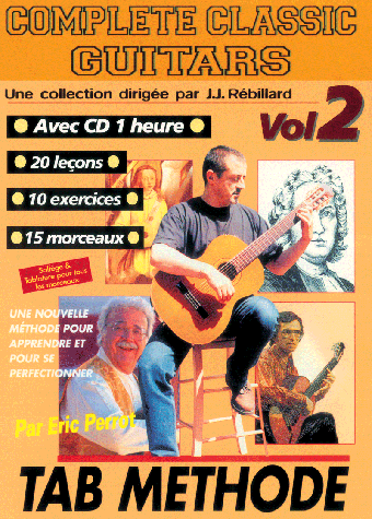 COMPLETE CLASSIC GUITARS VOL 2