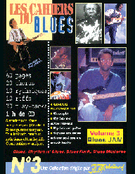 Cahiers de Blues avec CD