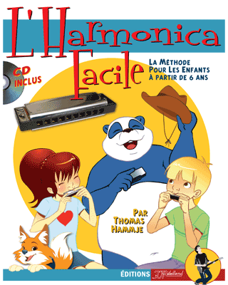 L'HARMONICA FACILE + CD + MP3