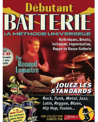 METHODE DEBUTANT BATTERIE