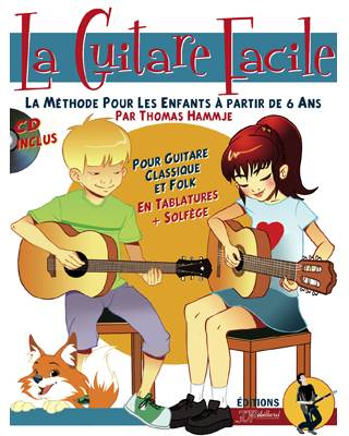 LA GUITARE FACILE + CD + MP3
