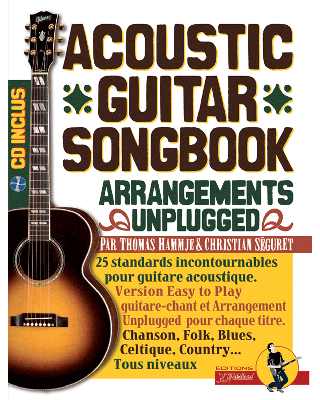 ACOUSTIC GUITAR SONGBOOK avec CD
