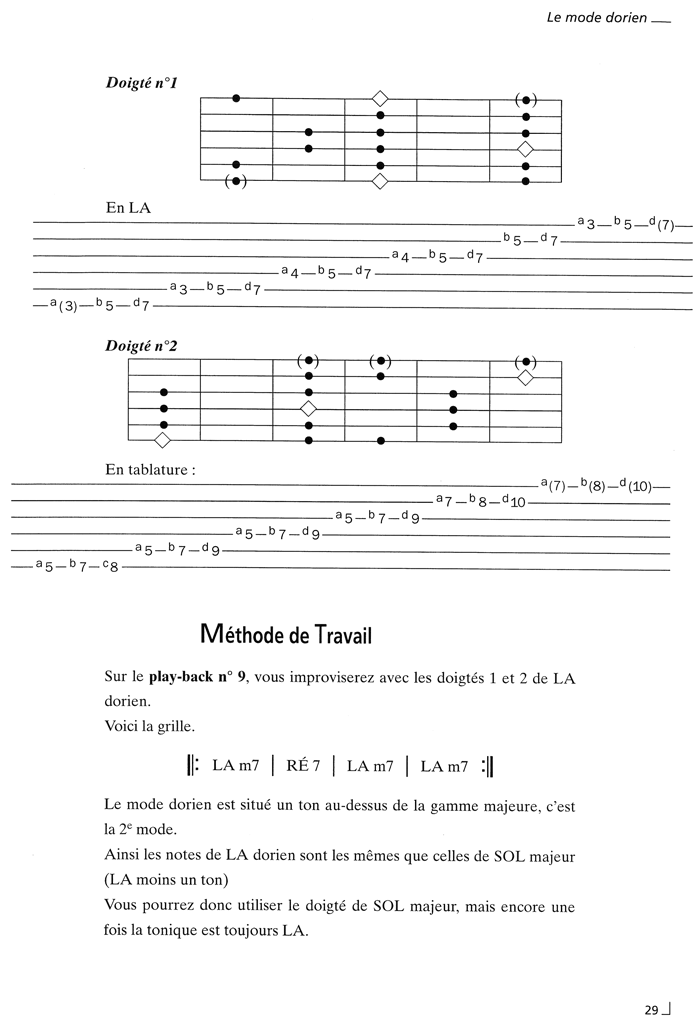 EASY GUITAR Vol.2 - Extrait 2