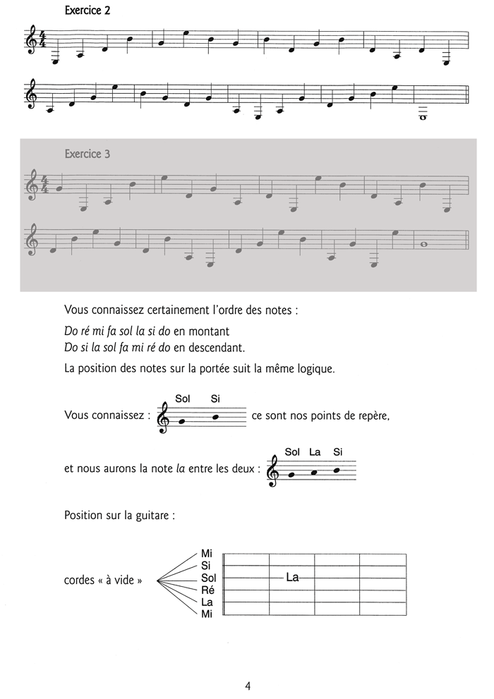 EASY GUITAR Vol.1 - Extrait 2