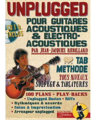 UNPLUGGED POUR GUITARES